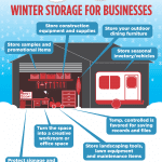 Winter Storage for businesses