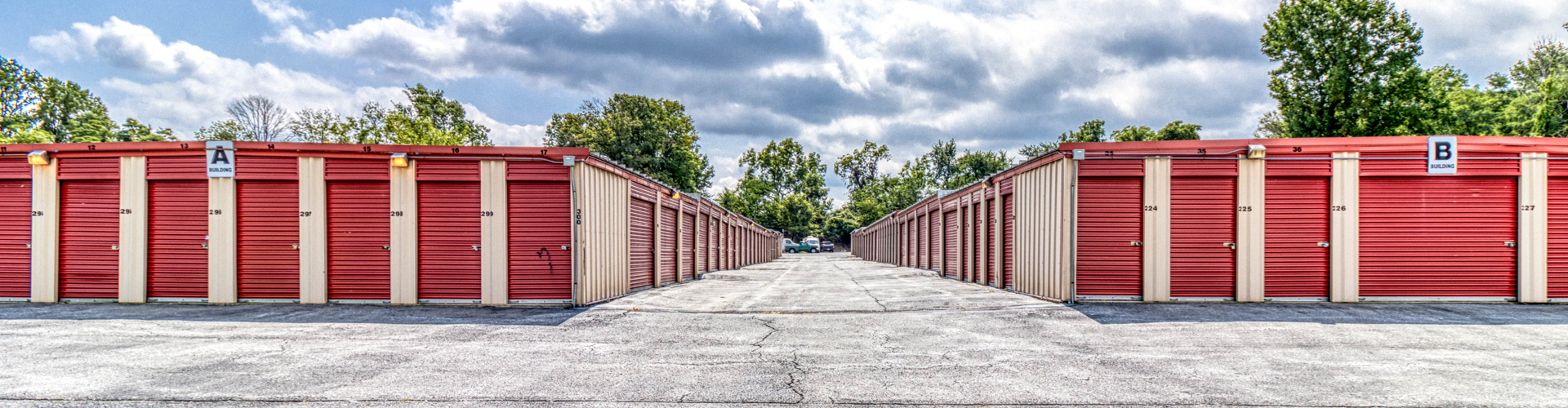 Economy Self Storage in Honey Brook PA